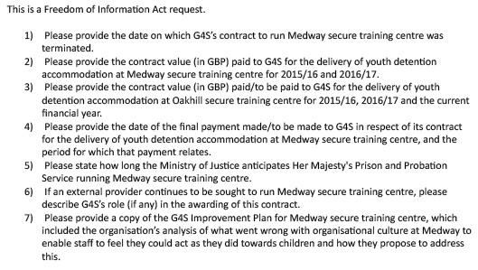 G4S-Medway-FOI