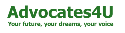 Advocates4U-logo Your future, your dreams, your voice